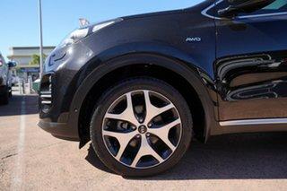 2016 Kia Sportage QL MY16 Platinum (AWD) Black 6 Speed Automatic Wagon.