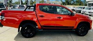 2021 Mitsubishi Triton MR MY21 GSR Double Cab Sunflare Orange 6 Speed Sports Automatic Utility