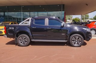 2017 Holden Colorado RG MY17 LTZ Pickup Crew Cab Black 6 Speed Sports Automatic Utility