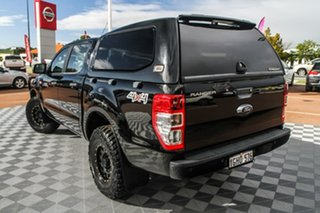 2017 Ford Ranger PX MkII XL Black 6 Speed Sports Automatic Utility.
