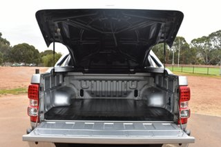 2012 Holden Colorado RG MY13 LTZ Crew Cab Silver 6 Speed Sports Automatic Utility