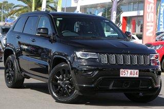 2020 Jeep Grand Cherokee WK MY20 Night Eagle Black 8 Speed Sports Automatic Wagon.