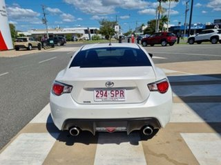2013 Toyota 86 ZN6 GTS Pegasus White 6 Speed Manual Coupe.