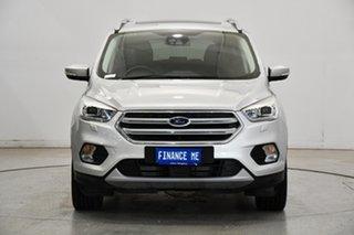 2019 Ford Escape ZG 2019.25MY Titanium Silver 6 Speed Sports Automatic SUV.