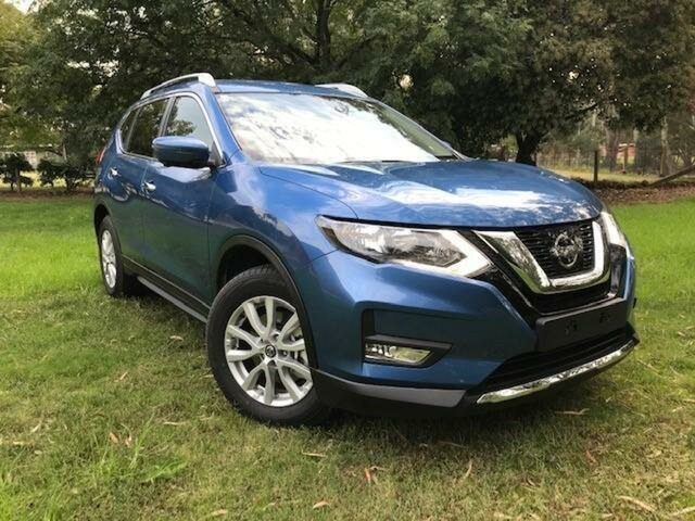 Used Nissan X-Trail T32 MY20 ST-L (4x2) Wangaratta, 2020 Nissan X-Trail T32 MY20 ST-L (4x2) Blue Continuous Variable Wagon