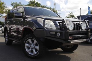 2012 Toyota Landcruiser Prado KDJ150R GXL Grey 5 Speed Sports Automatic Wagon.