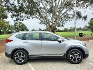 2018 Honda CR-V RW MY18 VTi-S FWD Silver 1 Speed Constant Variable Wagon.