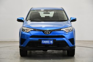 2017 Toyota RAV4 ASA44R GX AWD Blue Gem 6 Speed Sports Automatic Wagon.
