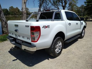 2018 Ford Ranger PX MkIII XLT White Sports Automatic Utility