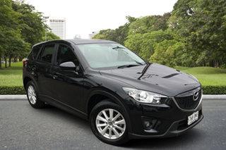 2012 Mazda CX-5 KE1071 Maxx SKYACTIV-Drive Sport Black 6 Speed Sports Automatic Wagon.