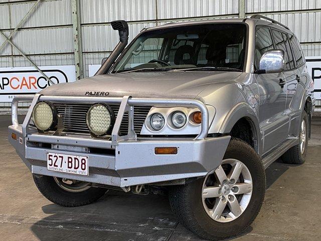 Used Mitsubishi Pajero NP MY06 VR-X Rocklea, 2006 Mitsubishi Pajero NP MY06 VR-X Silver 5 Speed Sports Automatic Wagon