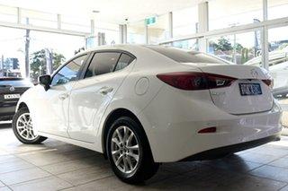 2016 Mazda 3 BM5278 Touring SKYACTIV-Drive Snowflake White Pearl 6 Speed Sports Automatic Sedan.