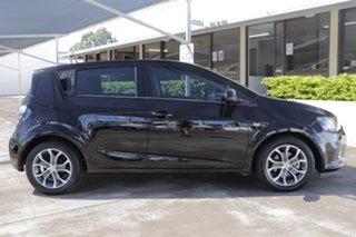 2017 Holden Barina TM MY18 LS Black 6 Speed Automatic Hatchback.
