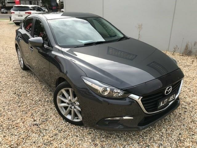 Used Mazda 3 BM MY15 Maxx Wangaratta, 2016 Mazda 3 BM MY15 Maxx 6 Speed Automatic Hatchback