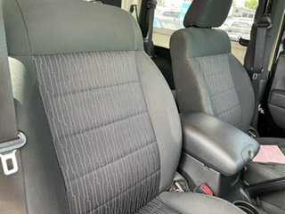 2011 Jeep Wrangler JK MY11 Sport (4x4) Black 4 Speed Automatic Softtop