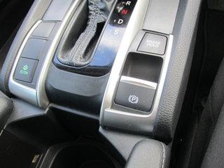 2017 Honda Civic 10th Gen MY17 VTi-LX Grey 1 Speed Constant Variable Sedan