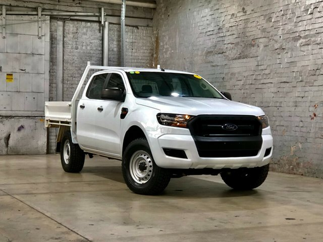 Used Ford Ranger PX MkII XL Mile End South, 2016 Ford Ranger PX MkII XL White 6 Speed Sports Automatic Cab Chassis
