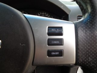 2014 Nissan Navara D40 S6 MY12 ST 4x2 White 6 Speed Manual Utility