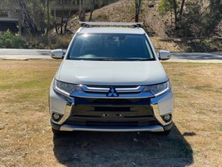 2016 Mitsubishi Outlander ZK LS Safety Pack White Constant Variable SUV.