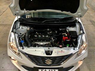 2019 Suzuki Baleno EW GL White 4 Speed Automatic Hatchback