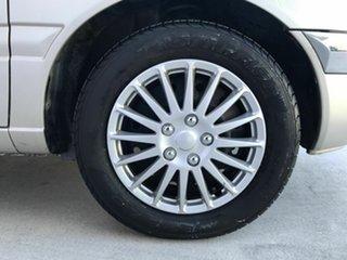 2000 Daihatsu Sirion M100RS Silver 4 Speed Automatic Hatchback