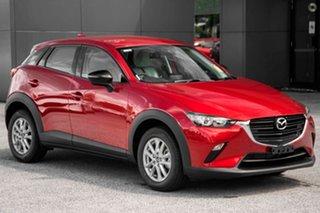 2021 Mazda CX-3 DK2W7A Maxx SKYACTIV-Drive FWD Sport LE Red 6 Speed Sports Automatic Wagon