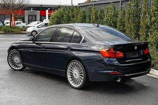 2015 BMW 3 Series F30 MY1114 320i Luxury Line Blue 8 Speed Sports Automatic Sedan.