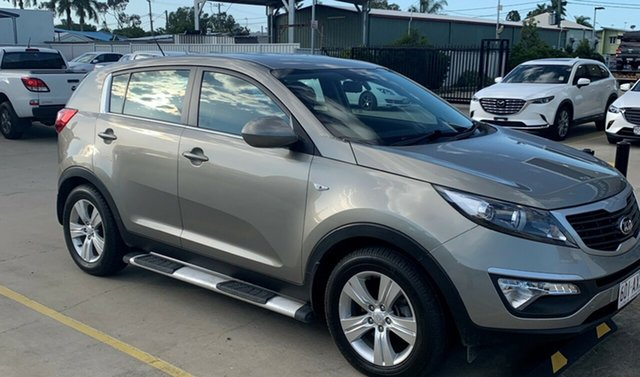 Used Kia Sportage SL Series II MY13 SI North Rockhampton, 2013 Kia Sportage SL Series II MY13 SI Silver 6 Speed Sports Automatic Wagon