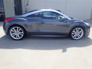 Peugeot RCZ Turbo Diesel Lava Grey 6 Speed Manual Coupe