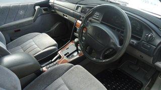 1996 Holden Statesman VS II White 4 Speed Automatic Sedan.