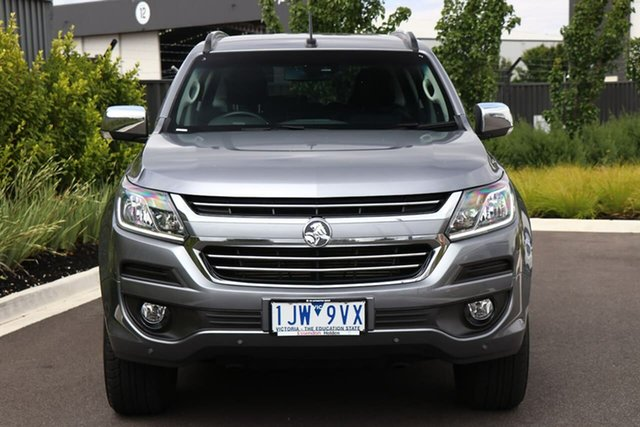 Used Holden Trailblazer RG MY17 LTZ Essendon Fields, 2017 Holden Trailblazer RG MY17 LTZ Grey 6 Speed Sports Automatic Wagon