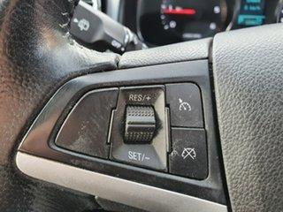 2016 Holden Captiva CG LTZ White Sports Automatic Wagon