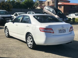2010 Toyota Camry ACV40R MY10 Altise White 5 Speed Automatic Sedan.