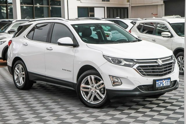 Used Holden Equinox EQ MY18 LTZ-V AWD Attadale, 2017 Holden Equinox EQ MY18 LTZ-V AWD White 9 Speed Sports Automatic Wagon
