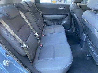 2009 Hyundai i30 FD MY09 SLX cw Wagon Blue 4 Speed Automatic Wagon
