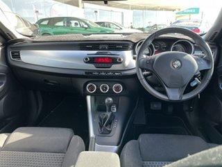 2014 Alfa Romeo Giulietta Series 0 MY13 Progression TCT JTD-M Grey 6 Speed