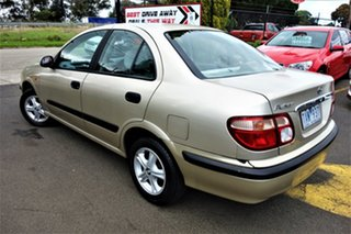 2003 Nissan Pulsar N16 MY2003 ST Gold 4 Speed Automatic Sedan