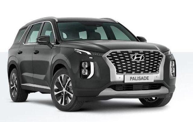 New Hyundai Palisade LX2.V1 MY21 2WD Oakleigh, 2020 Hyundai Palisade LX2.V1 MY21 2WD Green 8 Speed Sports Automatic Wagon
