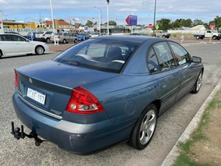 2004 Holden Commodore VY II Executive Blue 4 Speed Automatic Sedan