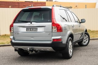2007 Volvo XC90 P28 MY07 D5 Silver 6 Speed Sports Automatic Wagon.