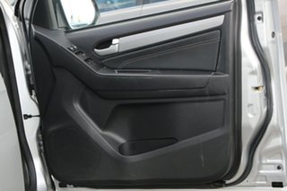 2015 Isuzu MU-X MY15 LS-T Rev-Tronic 4x2 Silver 5 Speed Sports Automatic Wagon