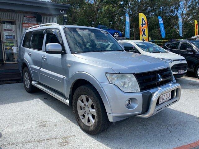 Used Mitsubishi Pajero NT MY10 Platinum Edition Morayfield, 2010 Mitsubishi Pajero NT MY10 Platinum Edition Grey 5 Speed Auto Sports Mode Wagon