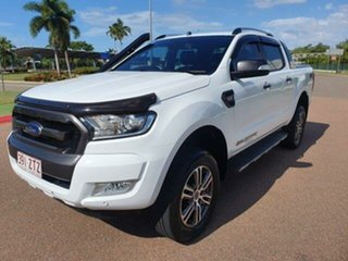 2017 Ford Ranger PX MkII Wildtrak Double Cab 6 Speed Sports Automatic Utility