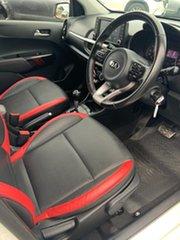 2018 Kia Picanto JA MY19 AO Edition White 4 Speed Automatic Hatchback