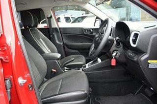 2020 Hyundai Venue QX MY20 Elite Red/Black 6 Speed Automatic Wagon