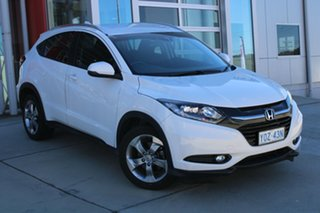 2017 Honda HR-V MY16 VTi-S Taffeta White 1 Speed Constant Variable Hatchback.