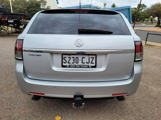 2013 Holden Calais VF MY14 Sportwagon Silver 6 Speed Sports Automatic Wagon
