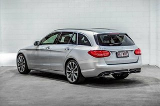 2015 Mercedes-Benz C-Class S205 806MY C250 Estate 7G-Tronic + Silver 7 Speed Sports Automatic Wagon.