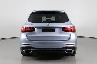 2016 Mercedes-Benz GLC250D 253 Silver 9 Speed Automatic Wagon