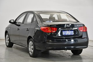 2009 Hyundai Elantra HD SX Black 4 Speed Automatic Sedan